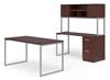 "Picture of OFM Fulcrum FC010 60""W Executive Desk & Credenza"