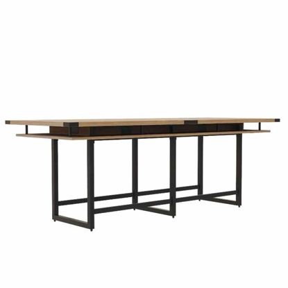 Picture of Mirella MRH10 10' Standing Height Conference Table