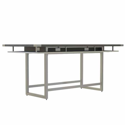Picture of Mirella MRCH8 8' Standing Height Conference Table