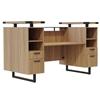 """Picture of Mirella MRRD78 78""""W Reception Desk"""