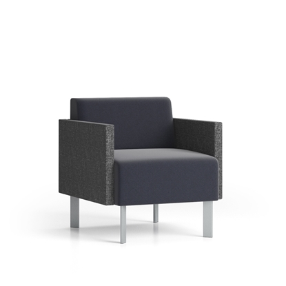 Picture of Lesro Luxe LX1101 Guest Chair