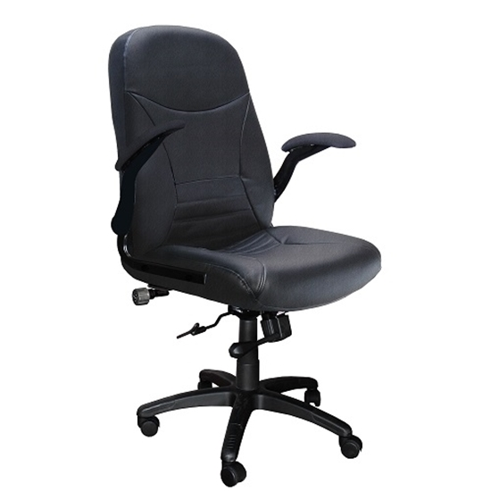 Picture of 6446AGBLT Leather Big & Tall Chair