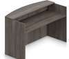 Picture of Offices to Go SL7130RDSNT Office Reception Desk Shell