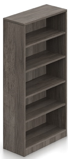 Picture of Offices to Go SL71BC Four Shelf Bookcase