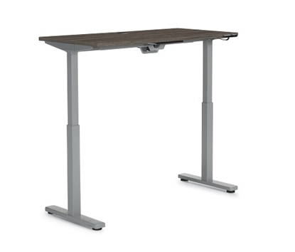 "Picture of Offices to Go OTGHA4824 48"" x 24"" Height Adjustable Table"