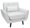 Picture of 161-FLC2 Mid-Century Modern Accent Chair
