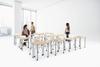 "Picture of Zook ZKR3620L 36"" x 20"" Student Desk"