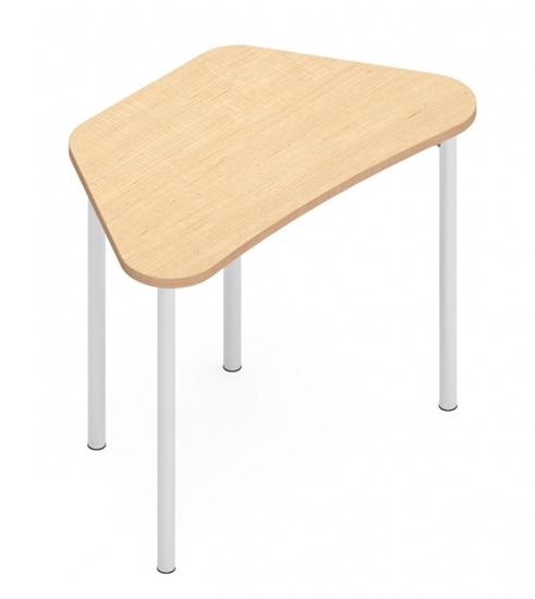 Picture of Zook ZK352129L Medium Pod Table with 4 Legs