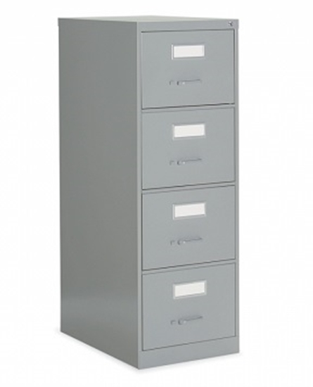 Picture of Global 25-451 Four Drawer Vertical Legal File