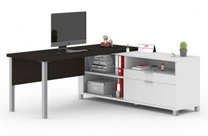 Picture of Bestar 120883 L-Shaped Desk
