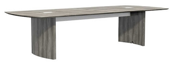 """Mayline MNC10-PM22 10"""" Conference Table with Power and ..."""