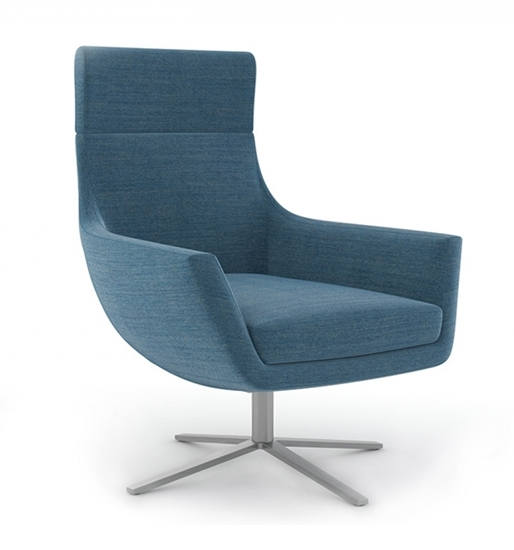 Picture of Lona Q-84017-H5Z High Back Swivel Chair