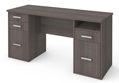 Picture of Bestar 21401 Optimum Small Office Desk