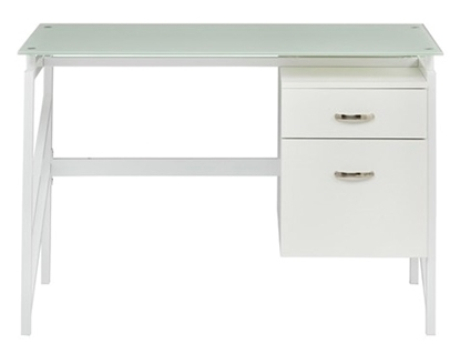 Picture of Safco 1006 Glass Top Desk