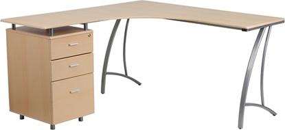 Picture of NAN-WK-113 L Shaped Desk