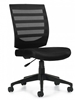 Picture of Offices to Go OTG11922B Mesh Armless Chair