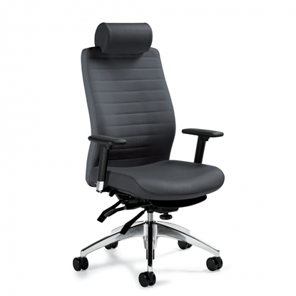 Picture of Global 2850-3 Contemporary Executive Chair