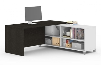Picture of Bestar 120885 L-Shaped Desk