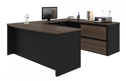 Picture of Bestar 93865 U Shaped Desk