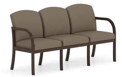 Picture of Lesro WS3101 Three Seat Sofa
