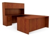 Picture of Offices to Go SL6630DS U Shaped Desk with Hutch