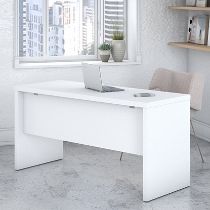 "Picture of Office by kathy ireland® Echo KI60206-03 60""w Credenza Desk"