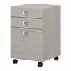 Picture of Office by kathy ireland® Echo KI60201 Three Drawer Mobile File Cabinet - Assembled