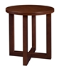 """Picture of Chloe 21"""" Round End Table"""