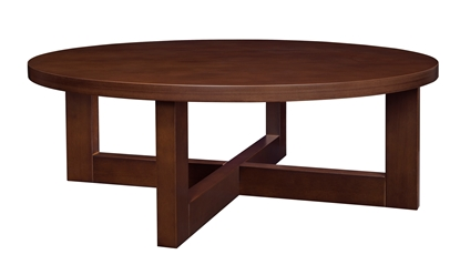 """Picture of Chloe 37"""" Round Coffee Table"""