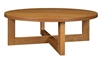 "Picture of Chloe 37"" Round Coffee Table"