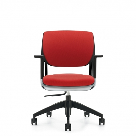 Picture of Global Novello 6402 Upholstered Back Office Chair