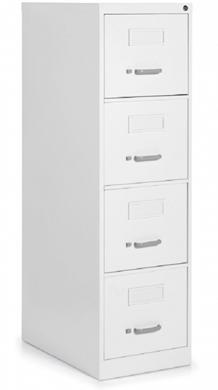 Picture of Global 25-401 4 Drawer Vertical Letter File