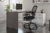 Picture of Bestar 115420 Equinox L Shaped Desk