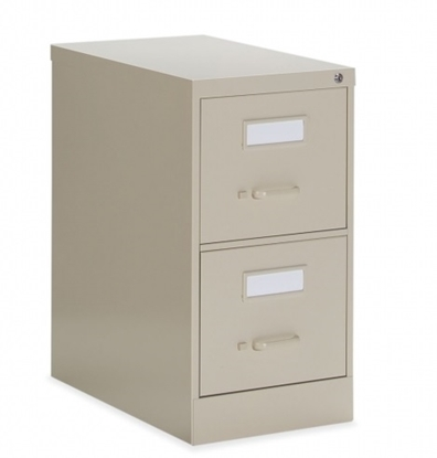 Picture of Global 25-201 Two Drawer Vertical Letter File