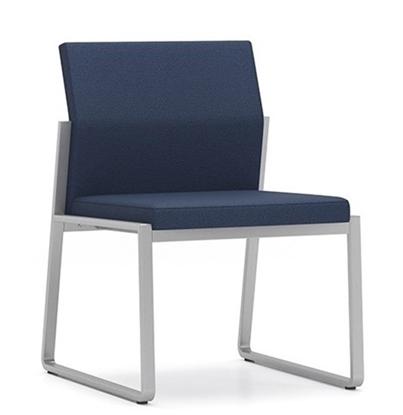 Picture of Lesro GN1102 Gansett Armless Guest Chair