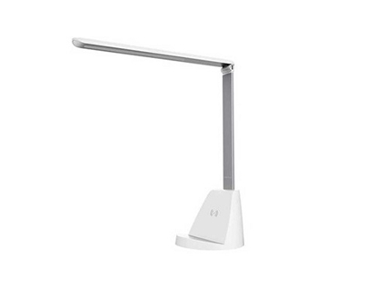 Picture of Bestar AC-1093 LED Desk Lamp w/ Wireless Charger