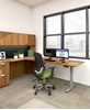 Picture of Offices to Go SL-7 Height Adjustable L Shaped Desk