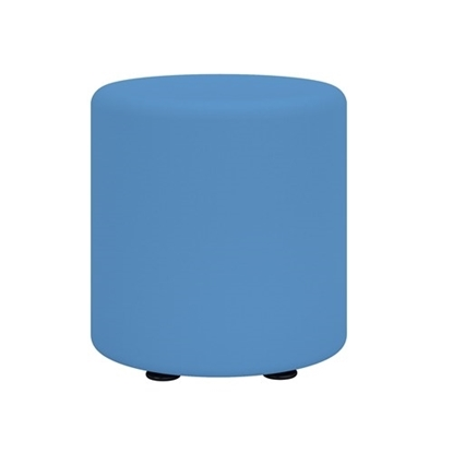 """Picture of Learn 8122 15"""" Cylinder Vinyl Seat"""