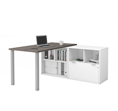Picture of i3 Plus 160852 L Shaped Desk