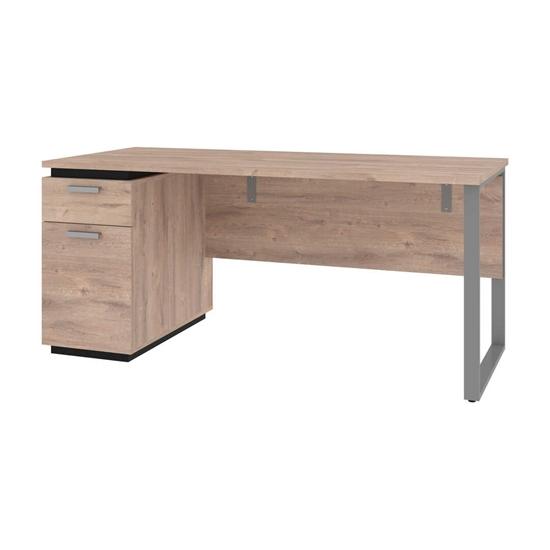 """Picture of 114400 Aquarius 66""""w Office Desk"""